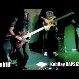 Objektif @ Shaft Club Kublai Kapsalis guitar solo