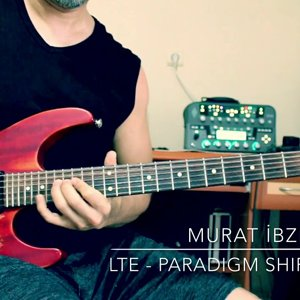Paradigm Shift - Liquid Tension Experiment cover - Murat ibze
