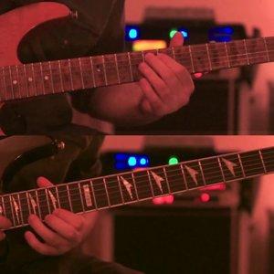 Judas Priest-The Sentinel Guitar Solo Cover