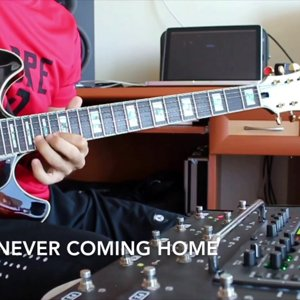 Sting - Never coming home - Jason Rebello's piano solo transcribed with guitar