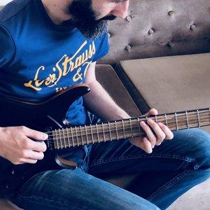 Forgotten - Joe Satriani Cover
