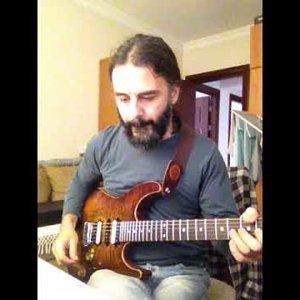 Steven Wilson's Happy Returns - Guthrie Govan solo