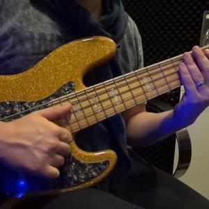 Easy Slap Bass Lines with KSD Proto J
