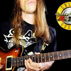 Sweet Child O'Mine Gitar Solosu Nasıl Çalınır? | Gitar Dersi #12
