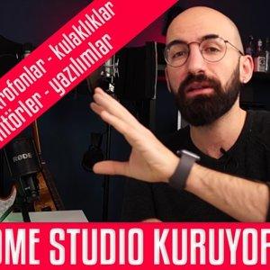 Home Studio / Ev Stüdyosu Kurmadan Önce Bilmemiz Gerekenler