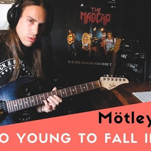 Too Young To Fall In Love Gitar Solosu Nasıl Çalınır? | Gitar Dersi #16