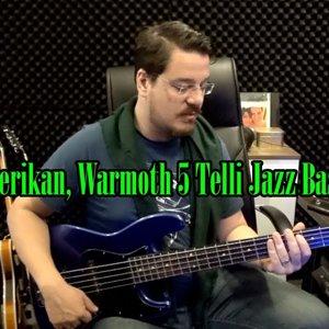 Fender Amerikan, Warmoth 5 Telli Jazz Bass Tanıtımı/Demo