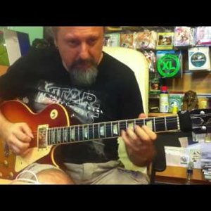 Gary Moore-The Loner -Arif DenizToker(Cover)
