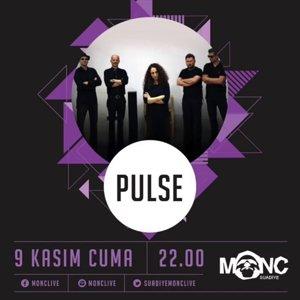 Pulse Band @ Monc Live on Nov.9, 2018