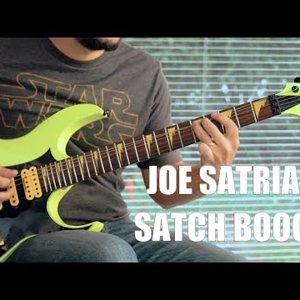 Joe Satriani - Satch Boogie Cover