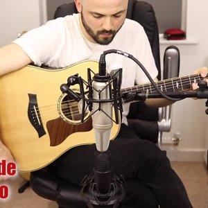 ➤ Evde Profesyonel Akustik Gitar Kaydı Nasıl Yapılır? / Mid Side Tekniği Hakkında Her Şey