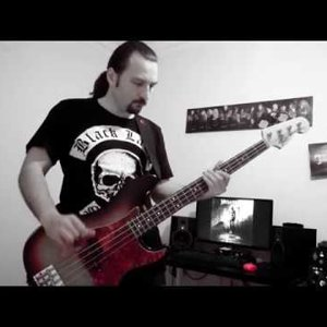 Megadeth - Countdown to Extinction Bass Cover