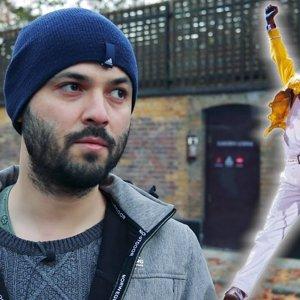 ➤ Freddie Mercury ile 1 Gün - Londra Vlog #2 #freddiemercury