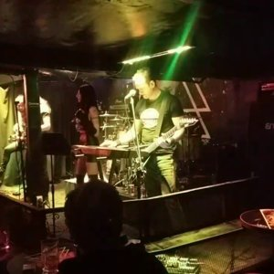 Burn - Eyes of a Stranger (Queensryche cover)