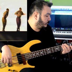 MC Hammer - U Can't Touch This (Bass Guitar Cover by Gökhan Yumuşakdemir)