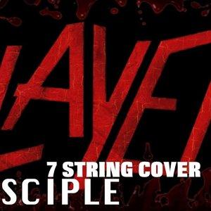 Slayer - Disciple ( 7 String COVER )
