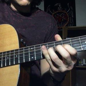 Flamenco Style Shredding on Acoustic Guitar