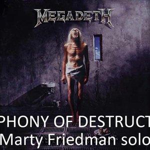 Marty Friedman - Symphony Of Destruction solo