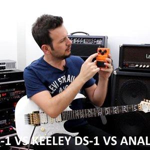 Karşılaştırma:  Keeley / Analogman DS1 Mod Shootout