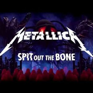 Metallica - Spit Out The Bone (Guitar Cover - James' Parts)