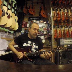 Reggae Jamsession Electric Guitar Solo by Arif DenizToker