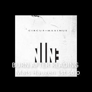 Circus Maximus - Burn After Reading - Mats Haugen 1st solo