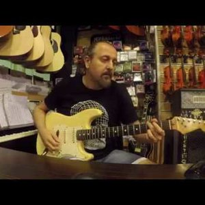Eric Clapton Wonderfull Tonignt Enstrumental Guitar Cover By Arif DenizToker