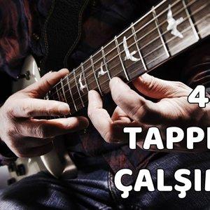 4 İki El Tapping Çalışması (TAB) | Elektro Gitar Dersi #33
