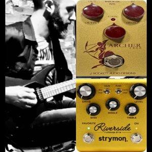 Blues - J. Rockett Archer Ikon & Strymon Riverside