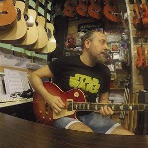 C minor Blues Things by Arif DenizToker
