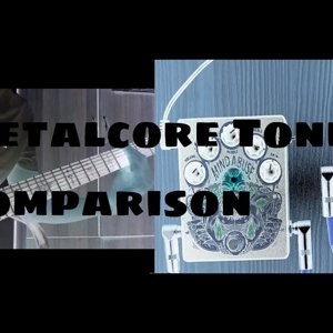 Metalcore Tone : RockFabrik Effects Mind Abuse vs. Boss Metal Core