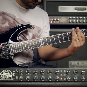 Mesa Boogie Road King Dual Rectifier II Test