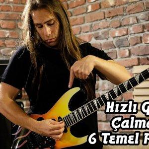 Elektro Gitar'da Hızlanmanın 6 Temel Prensibi