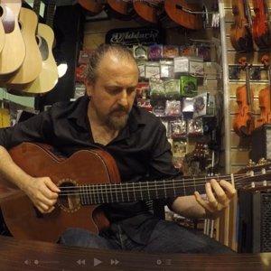 Django Rainhardt - Montagne Sainte Genevieve (Django's Waltz) Guitar Cover by Arif DenizToker