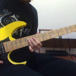 Dokken - In My Dreams Guitar Solo Cover