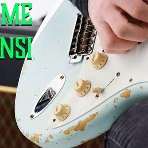 Elektro Gitar'da Volume Potans Düğmesi ve Tuşe