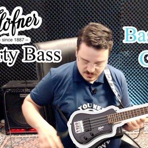 Höfner Shorty Bas Gitar Tanıtımı