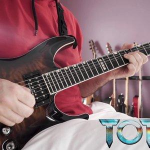 Toto - Rosanna (Guitar Solo)