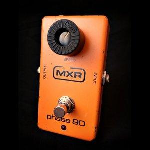Vintage 1979 MXR Phase 90 Demo