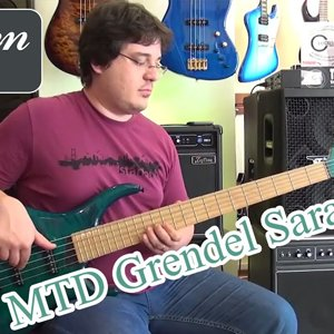 MTD Grendel Saratoga 5 Bass demo