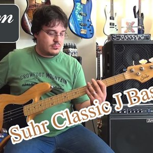 Suhr Classic J Bass demo