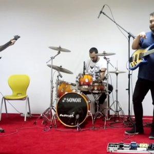 Bas Gitar Dersi 13 - UĞUR OKULLARI - Müzik Etkinliği - Bas Gitar Söyleşisi - Gökhan Yumuşakdemir