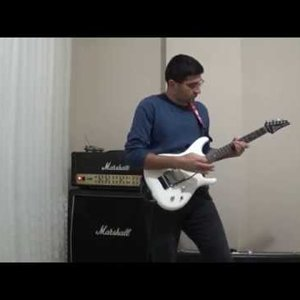 Joe Satriani Redshift riders cover by Kaya