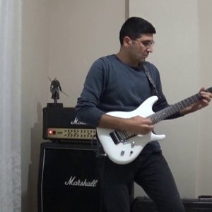 Joe Satriani Crush of love cover by Kaya