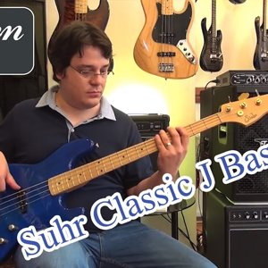 Suhr Classic J Bass demo