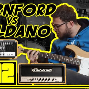 CORNFORD Roadhouse 30 VS SOLDANO Hot Rod 50 | LOW GAIN COMPARISON