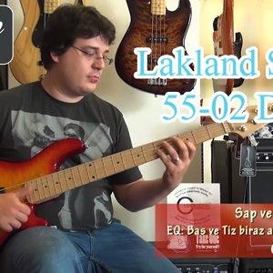 Lakland 55 02 Deluxe demo