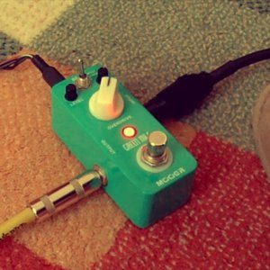 Mooer MOD1 Green Mile Demo / Budget Tube Screamer Alternative