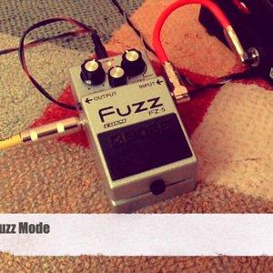 Boss FZ-5 Fuzz Demo