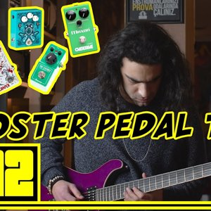 Testere: BOOSTER Pedal Test
